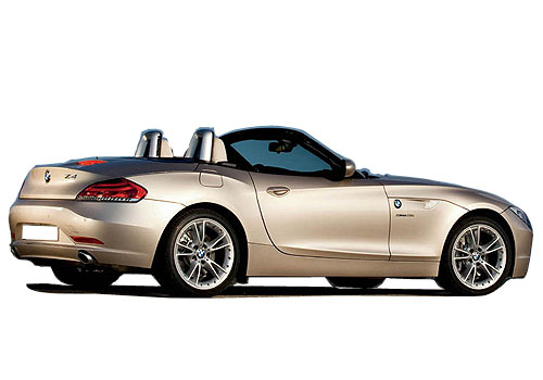 BMW Z4 Cross Side View Exterior Picture
