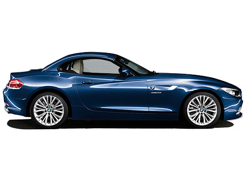 BMW Z4 Side Medium View Exterior Picture