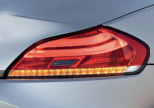 BMW Z4 Tail Light Exterior Picture