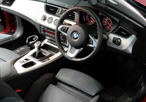 Bmw Z4 Dashboard Interior Picture