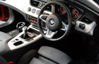 BMW Z4 Dashboard Picture