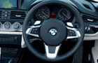 BMW Z4 Steering Wheel Picture