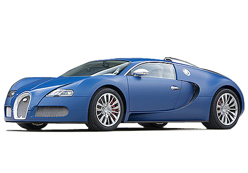 Bugatti Veyron Front Angle View Exterior Picture