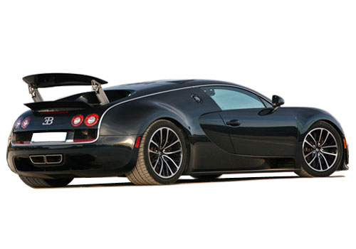 Bugatti Veyron Cross Side View Exterior Picture
