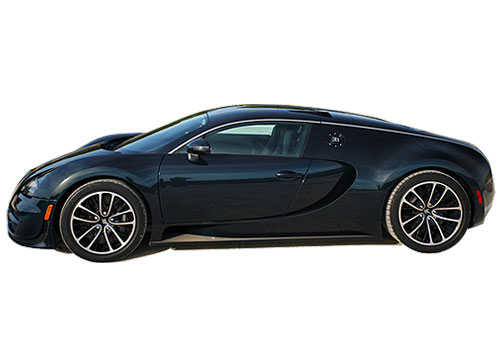 Bugatti Veyron Front Angle Side View Exterior Picture