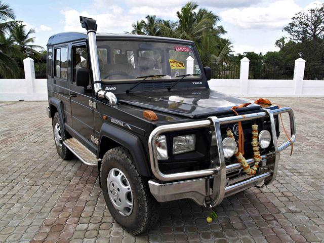 Force Motors Gurkha Photos