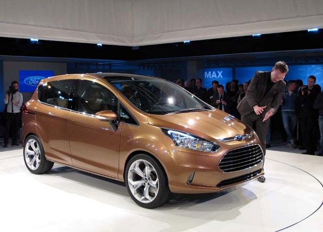 Ford B Max Photos
