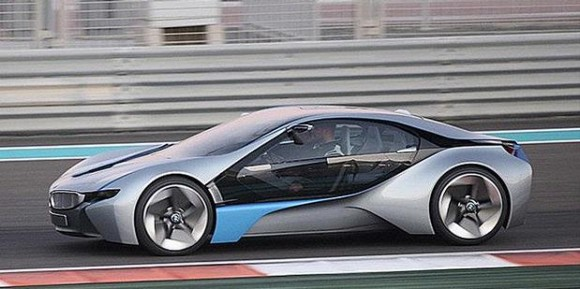 Bmw I8 Ready For Production To Be Launched In 2015
