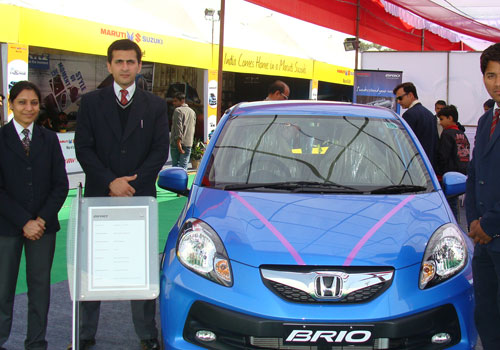 Jaipur Auto Expo Photo