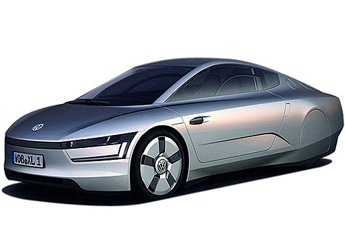 Volkswagen XL1 Pictures
