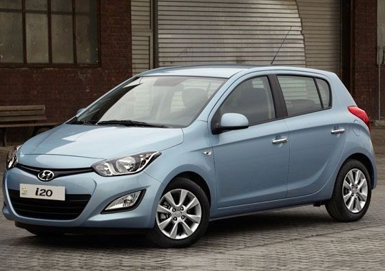 Hyundai i20 Pictures