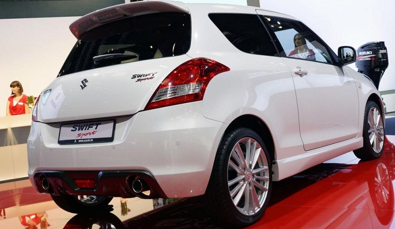 Maruti Swift Sport Pictures