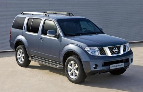 Nissan Pathfinder Pictures