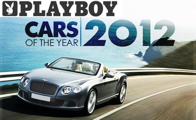 Playboy Hottest Car Photo