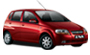 Chevrolet Aveo U-VA Front Low Angle View