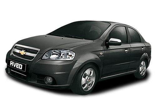 Chevrolet Aveo Photo