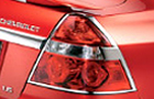 Chevrolet Aveo Tail Light Pictures