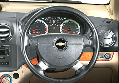 Chevrolet Aveo Steering Wheel Interior Picture Carkhabri