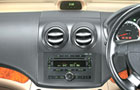Chevrolet Aveo Front AC Controls Picture