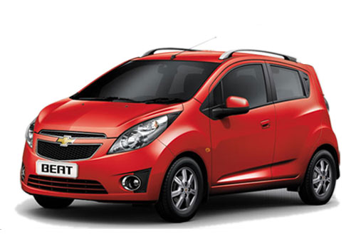 Chevrolet Beat Diesel Pictures