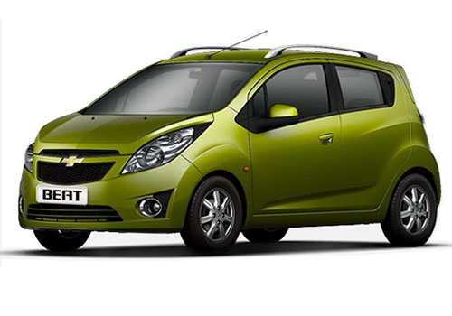 Chevrolet Beat Front Angle View Picture