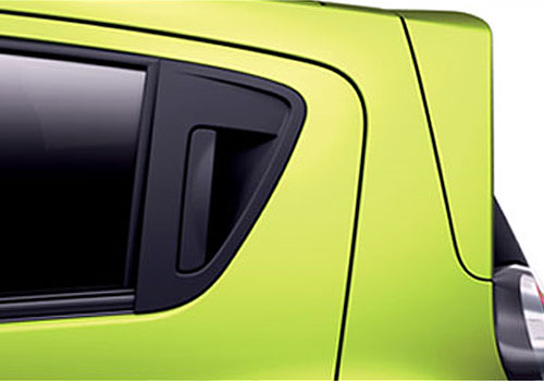 Chevrolet Beat Door Handle Exterior Picture