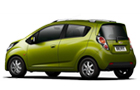 Chevrolet Beat Cross Side View Picture