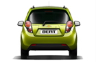 Chevrolet Beat Rear View Picture