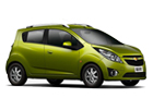 Chevrolet Beat Front Side View Picture
