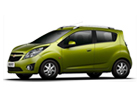 Chevrolet Beat Front Angle Low Wide Picture