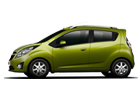 Chevrolet Beat Front Angle Side View Picture