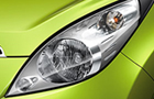 Chevrolet Beat Headlight Picture