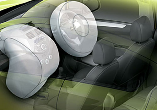 Chevrolet Beat Airbags Pictures