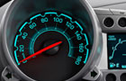 Chevrolet Beat Tachometer Picture