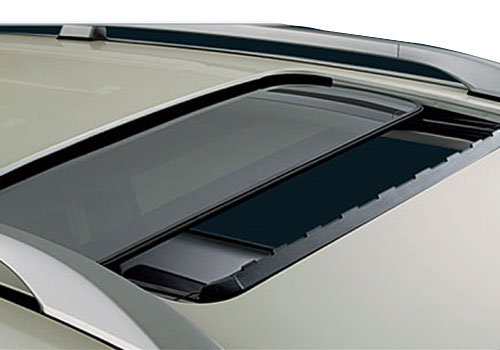 Chevrolet Captiva Sun Roof and Moon Roof Exterior Picture