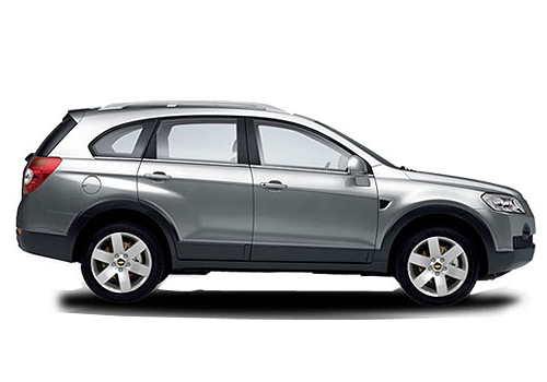Chevrolet Captiva Side Medium View Exterior Picture