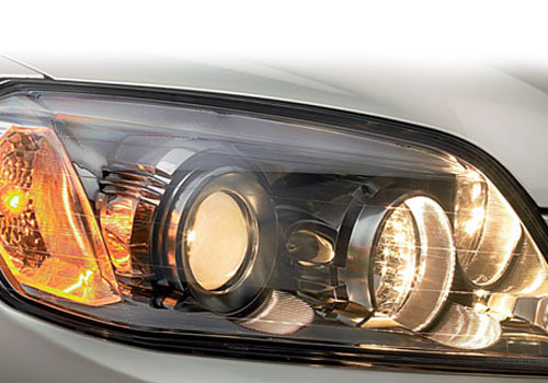 Chevrolet Captiva Headlight Exterior Picture