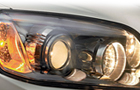 Chevrolet Captiva Headlight Pictures