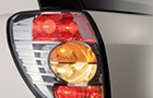 Chevrolet Captiva Tail Light Picture