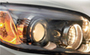 Chevrolet Captiva Headlight