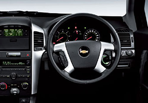 Chevrolet Captiva Steering Wheel Interior Picture