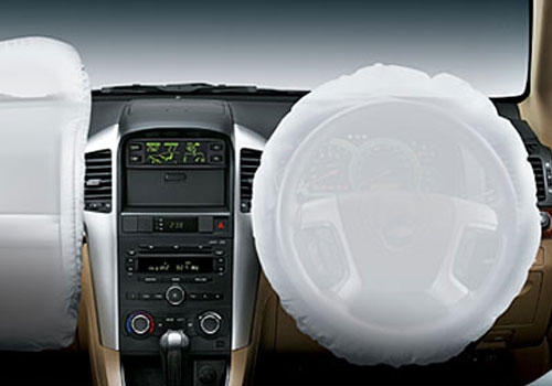Chevrolet Captiva Airbag Interior Picture