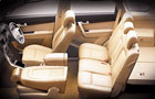 Chevrolet Captiva Front Seats Picture