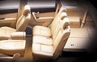 Chevrolet Captiva Rear Seats Picture