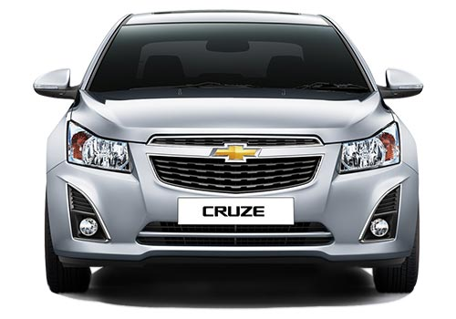 Chevrolet Cruze Front View Picture