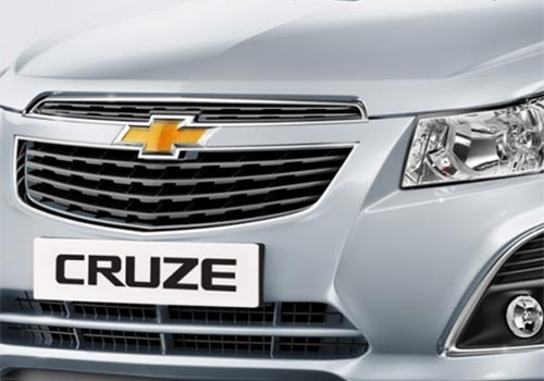 Chevrolet Cruze Front Low Angle View Picture