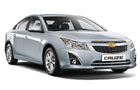 Chevrolet Cruze Rear View Picture