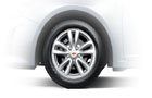 Chevrolet Cruze Wheel And Tyre Pictures