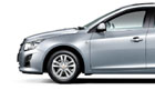 Chevrolet Cruze Front Angle Side View Picture