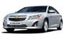 Chevrolet Cruze Front High Angle View